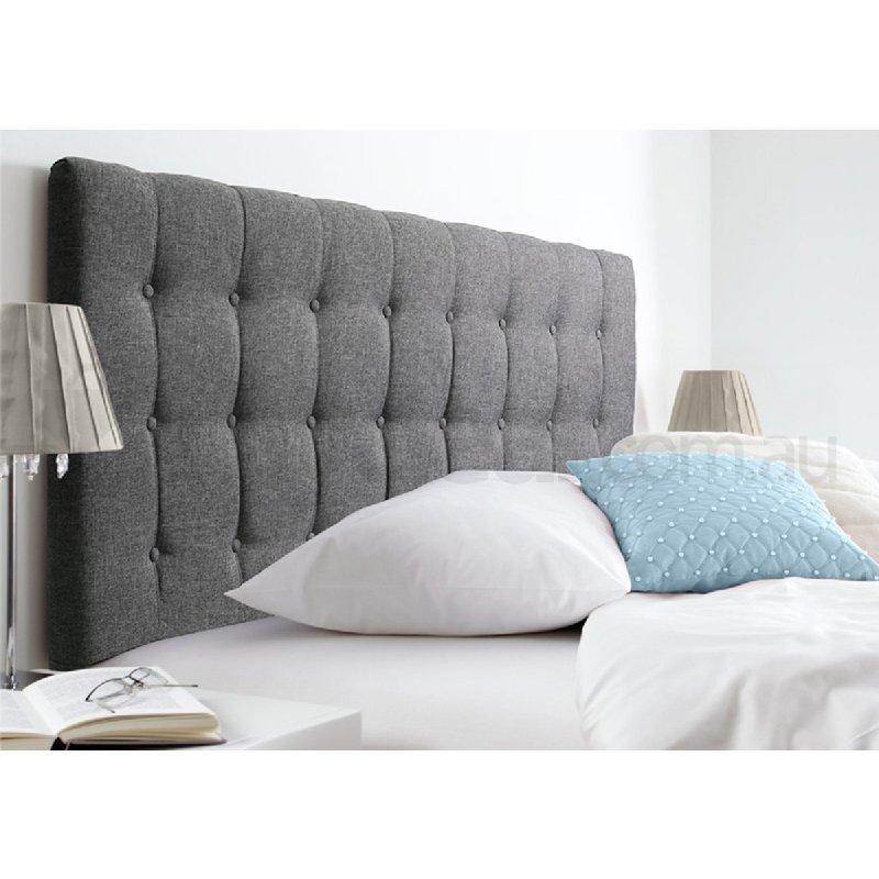 Tête de lit capitonnée