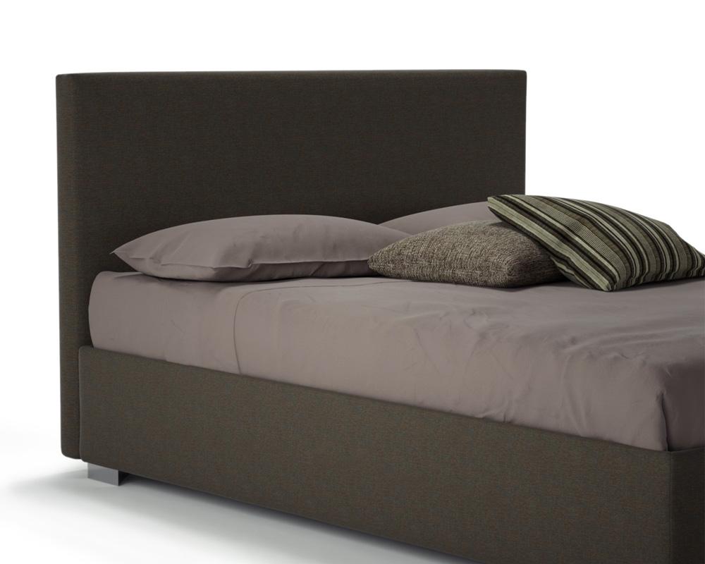 Tête de lit lisse
